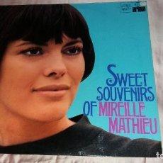 Discos de vinilo: MIREILLE MATHIEU - LP GERMANY- VER FOTOS (LEER COMO ECONOMIZAR EN GASTOS DE ENVIO). Lote 206448352