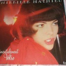 Discos de vinilo: MIREILLE MATHIEU - LP GERMANY- VER FOTOS (LEER COMO ECONOMIZAR EN GASTOS DE ENVIO). Lote 206448796