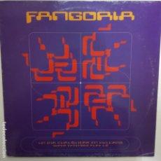 Discos de vinilo: FANGORIA- UN DIA CUALQUIERA EN VULCANO- MAXI SUPER EXTENDED PLAY 1.0- VINILO COMO NUEVO.. Lote 206449173