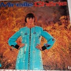 Discos de vinilo: MIREILLE MATHIEU -LP GERMANY (S*R INTENATIONAL)- VER FOTOS (LEER COMO ECONOMIZAR EN GASTOS DE ENVIO). Lote 206449177