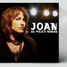 Discos de vinilo: JOAN AS POLICE WOMAN * LP VINILO TRANSPARENTE LTD* REAL LIFE *CUPÓN DESCARGA * GATEFOLD * PRECINTADO. Lote 206450385