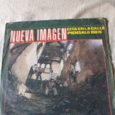 Discos de vinilo: SINGLE NUEVA IMAGEN. Lote 206453790