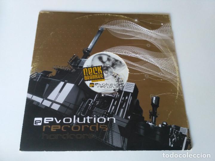 SCOTT BROWN – NECK BREAKER (Música - Discos de Vinilo - Maxi Singles - Punk - Hard Core)