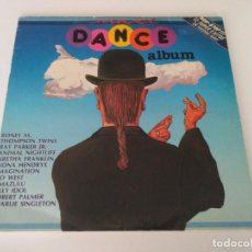 Discos de vinilo: MAXI DANCE ALBUM. Lote 206465208