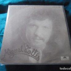 Discos de vinilo: MIGUEL TOTTIS. OLVIDAME / LA AMISTAD. POLYDOR, 1976. (#). Lote 206473787