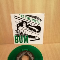 Discos de vinilo: BUM. AT THE WELL. POOL HALL RICHARD.. Lote 206474392
