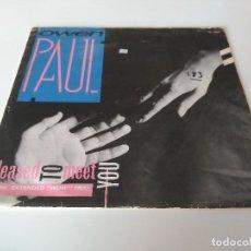 Discos de vinilo: OWEN PAUL - PLEASED TO MEET YOU. Lote 206475248
