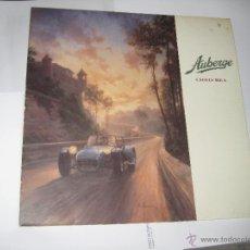 Discos de vinilo: CHRIS REA - AUBERGE. Lote 206475812