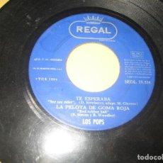 Discos de vinilo: LOS POPS -. Lote 206476217
