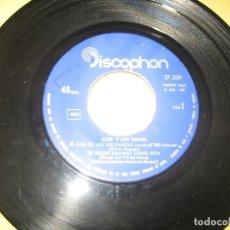 Discos de vinilo: ALEX Y LOS FINDEX - SOLO VINILOS. Lote 206476393
