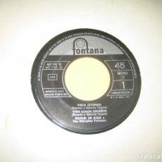 Discos de vinilo: RAFAEL DE ALBA Y THE GIBRALTAR TWISTERS. Lote 206476717