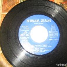 Discos de vinilo: HERMANAS SERRANO - 1963 - SOLO VINILO. Lote 206476862