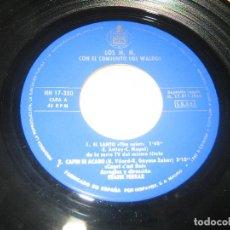 Discos de vinilo: LOS H. H. CON LOS WALDOS - YESTERDAY (BEATLES ). Lote 206479278