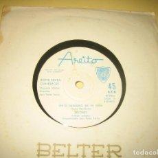 Discos de vinilo: ORQUESTA EGREM - SOLO VINILO - ED. CUBA AÑOS 60. Lote 206479675