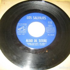Discos de vinilo: LOS SALVAJES - SOLO VINILO -. Lote 206479766