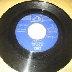 Discos de vinilo: LOS SALVAJES - SOLO VINILO -. Lote 206479815
