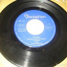 Discos de vinilo: LOS MILOS - SOLO VINILO - 1961. Lote 206479905