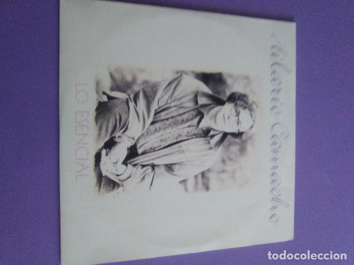 Discos de vinilo: JOYA DOBLE LP ORIGINAL RECOPILACION - Hilario Camacho - Lo esencial - 81.2125 Fonomusic AÑO 1991 - Foto 2 - 206479971