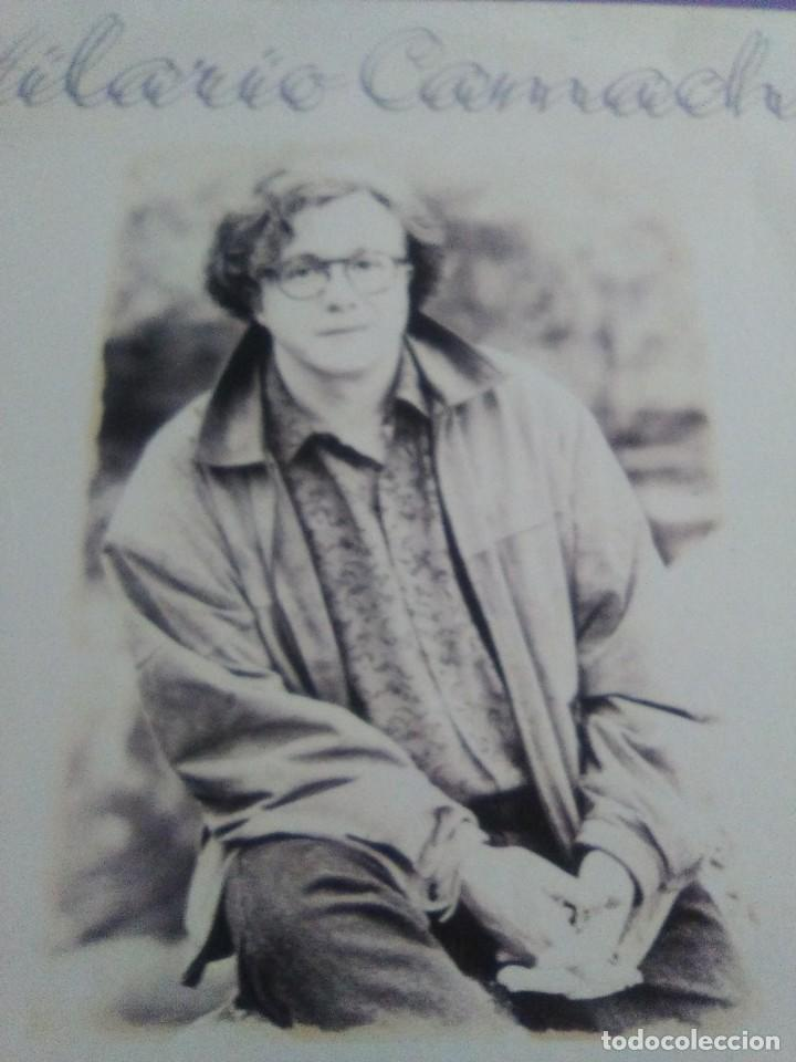 Discos de vinilo: JOYA DOBLE LP ORIGINAL RECOPILACION - Hilario Camacho - Lo esencial - 81.2125 Fonomusic AÑO 1991 - Foto 3 - 206479971