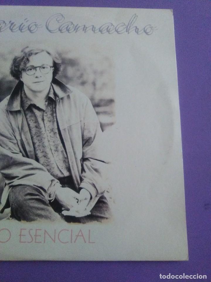 Discos de vinilo: JOYA DOBLE LP ORIGINAL RECOPILACION - Hilario Camacho - Lo esencial - 81.2125 Fonomusic AÑO 1991 - Foto 5 - 206479971