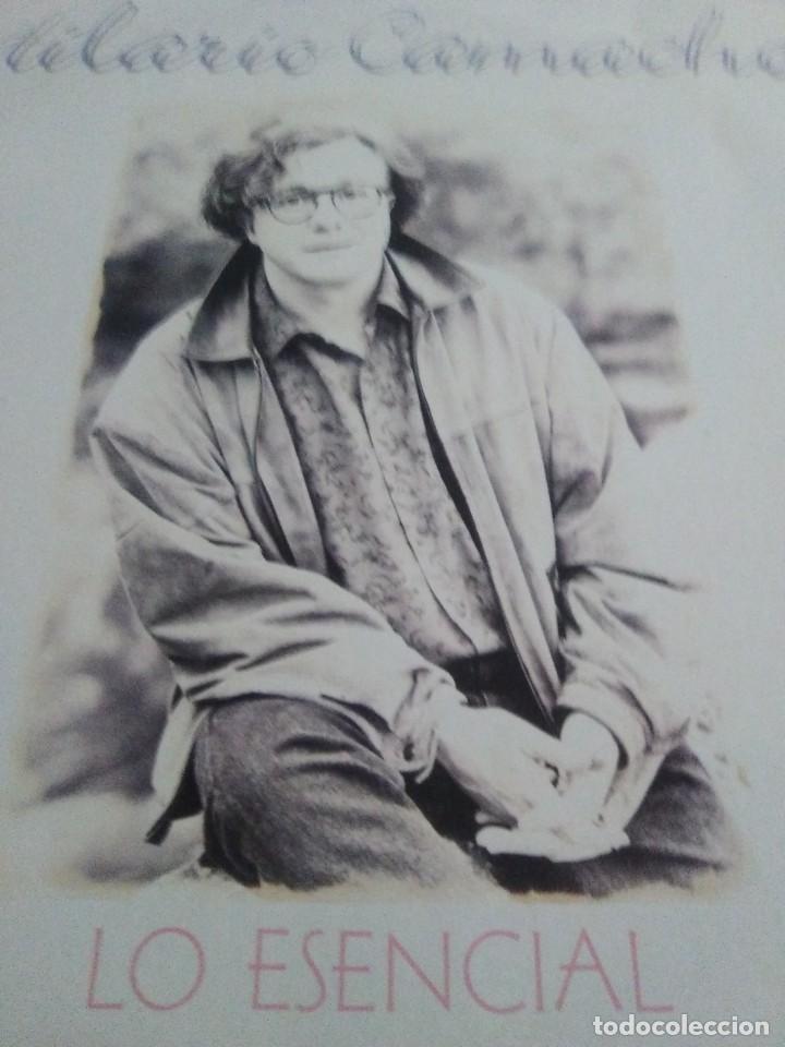 Discos de vinilo: JOYA DOBLE LP ORIGINAL RECOPILACION - Hilario Camacho - Lo esencial - 81.2125 Fonomusic AÑO 1991 - Foto 6 - 206479971