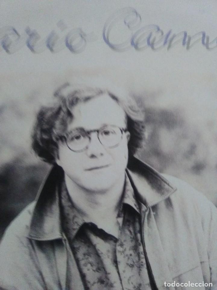 Discos de vinilo: JOYA DOBLE LP ORIGINAL RECOPILACION - Hilario Camacho - Lo esencial - 81.2125 Fonomusic AÑO 1991 - Foto 7 - 206479971