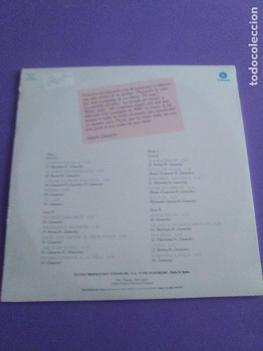 Discos de vinilo: JOYA DOBLE LP ORIGINAL RECOPILACION - Hilario Camacho - Lo esencial - 81.2125 Fonomusic AÑO 1991 - Foto 8 - 206479971