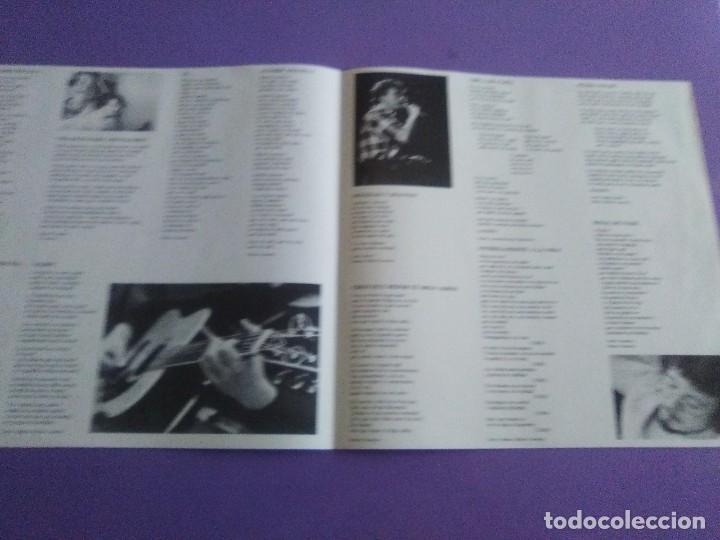 Discos de vinilo: JOYA DOBLE LP ORIGINAL RECOPILACION - Hilario Camacho - Lo esencial - 81.2125 Fonomusic AÑO 1991 - Foto 17 - 206479971