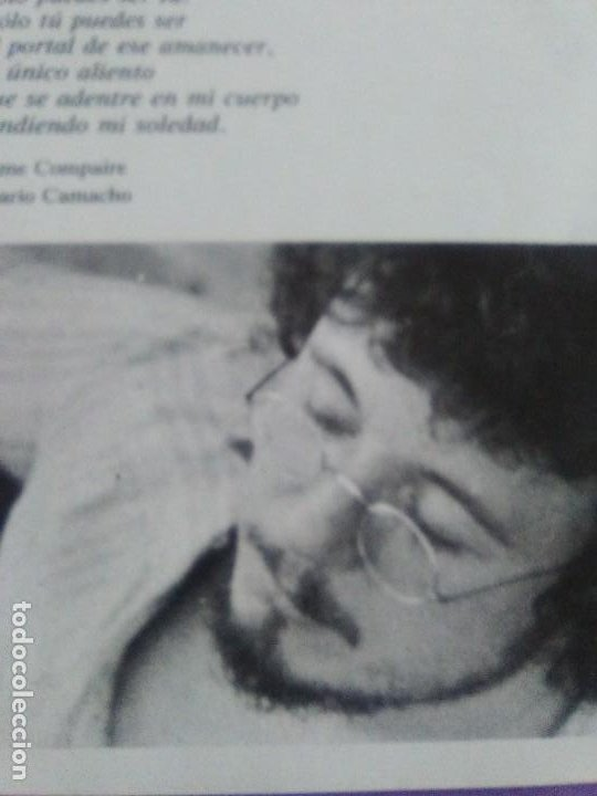 Discos de vinilo: JOYA DOBLE LP ORIGINAL RECOPILACION - Hilario Camacho - Lo esencial - 81.2125 Fonomusic AÑO 1991 - Foto 21 - 206479971