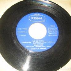 Discos de vinilo: LOS TIBURONES - SOLO VINILO - 1965. Lote 206480013