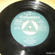 Discos de vinilo: MERCEDES - 1968 - SOLO VINILO - PROMO. Lote 206480271