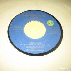 Discos de vinilo: GULLIVER - PROMOCIONAL SOLO UNA CARA - 1993. Lote 206480473