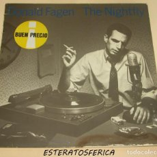 Discos de vinilo: DONALD FAGEN - THE NIGHTFLY - WEA SPAIN 1982. Lote 206480986