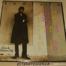 Discos de vinilo: FRANCO BATTIATO - ECOS DE DANZA SUFI - EMI RECORDS 1985. Lote 206482035