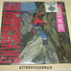 Discos de vinilo: DAVID LEE ROTH - SKYSCRAPER - WARNER USA 1988. Lote 206483596