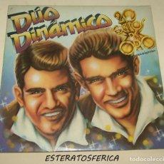 Discos de vinilo: DUO DINAMICO - 20 EXITOS DE ORO - EMI-ODEON 1980. Lote 206483892