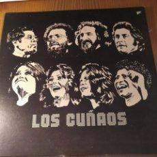 Discos de vinilo: DISCO VINILO LP LOS CUÑAOS. Lote 206484291