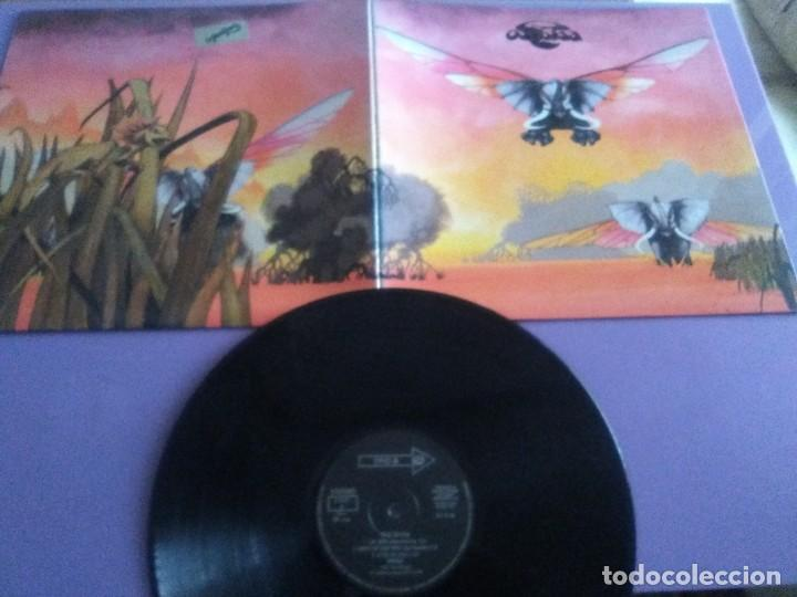 JOYA LP FUNK ORIGINAL 1971 . OSIBISA. SELLO MCA RECORDS S 26.086. PORTADA ABIERTA. (Música - Discos - LP Vinilo - Funk, Soul y Black Music)