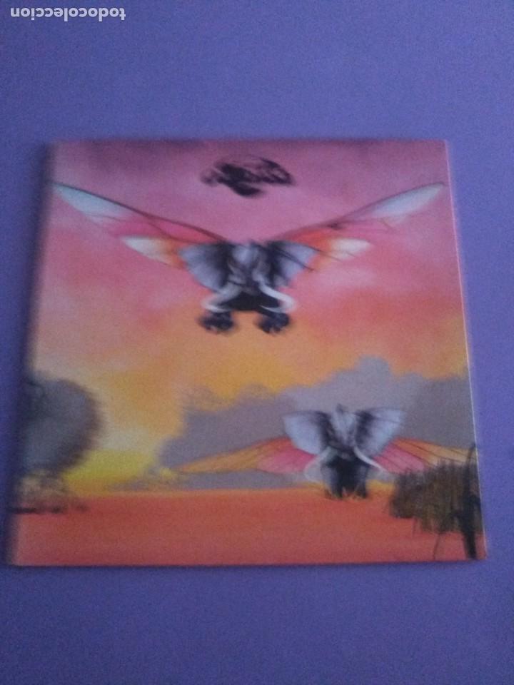 Discos de vinilo: JOYA LP FUNK ORIGINAL 1971 . OSIBISA. SELLO MCA RECORDS S 26.086. PORTADA ABIERTA. - Foto 2 - 206485310