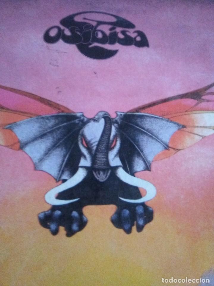 Discos de vinilo: JOYA LP FUNK ORIGINAL 1971 . OSIBISA. SELLO MCA RECORDS S 26.086. PORTADA ABIERTA. - Foto 3 - 206485310