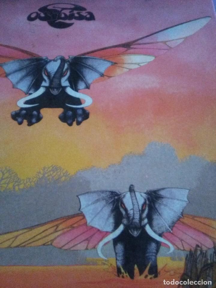 Discos de vinilo: JOYA LP FUNK ORIGINAL 1971 . OSIBISA. SELLO MCA RECORDS S 26.086. PORTADA ABIERTA. - Foto 4 - 206485310