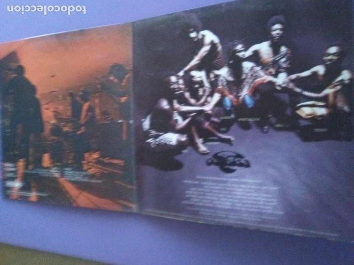 Discos de vinilo: JOYA LP FUNK ORIGINAL 1971 . OSIBISA. SELLO MCA RECORDS S 26.086. PORTADA ABIERTA. - Foto 7 - 206485310