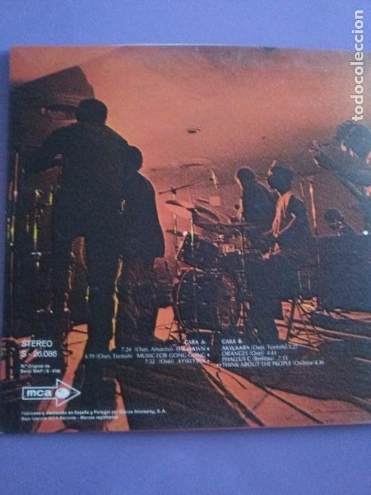 Discos de vinilo: JOYA LP FUNK ORIGINAL 1971 . OSIBISA. SELLO MCA RECORDS S 26.086. PORTADA ABIERTA. - Foto 8 - 206485310