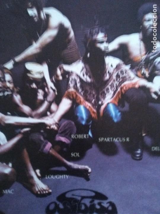 Discos de vinilo: JOYA LP FUNK ORIGINAL 1971 . OSIBISA. SELLO MCA RECORDS S 26.086. PORTADA ABIERTA. - Foto 10 - 206485310