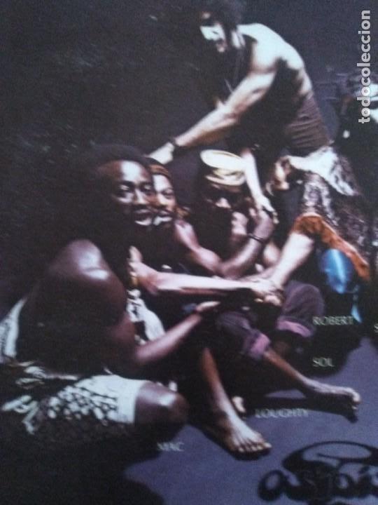 Discos de vinilo: JOYA LP FUNK ORIGINAL 1971 . OSIBISA. SELLO MCA RECORDS S 26.086. PORTADA ABIERTA. - Foto 11 - 206485310