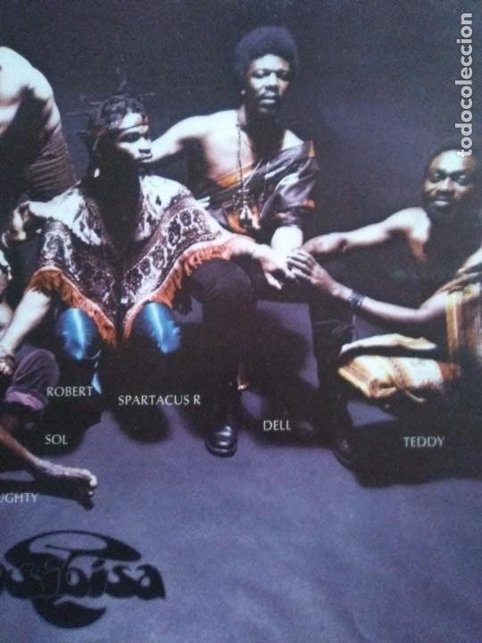 Discos de vinilo: JOYA LP FUNK ORIGINAL 1971 . OSIBISA. SELLO MCA RECORDS S 26.086. PORTADA ABIERTA. - Foto 12 - 206485310