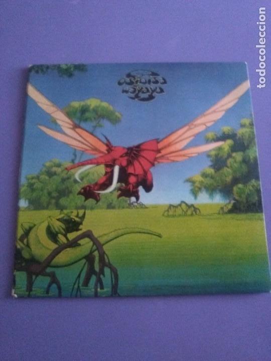 Discos de vinilo: GENIAL LP ORIGINAL FUNK 1972. OSIBISA - WOYAYA. SPAIN - SELLO M C A - S 26114.PORTADA ABIERTA. - Foto 2 - 206486066