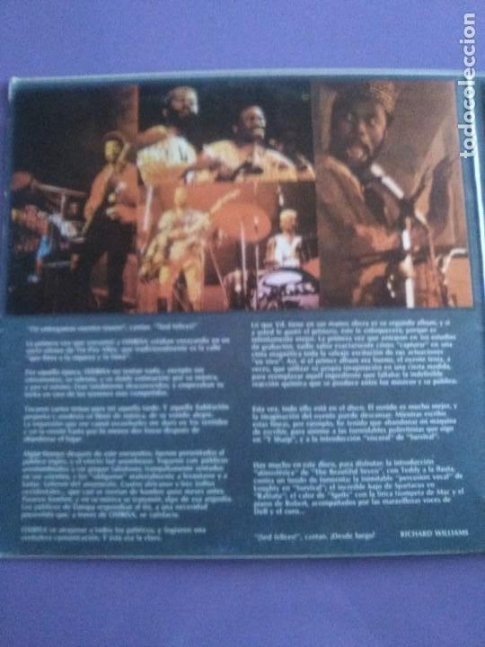 Discos de vinilo: GENIAL LP ORIGINAL FUNK 1972. OSIBISA - WOYAYA. SPAIN - SELLO M C A - S 26114.PORTADA ABIERTA. - Foto 7 - 206486066