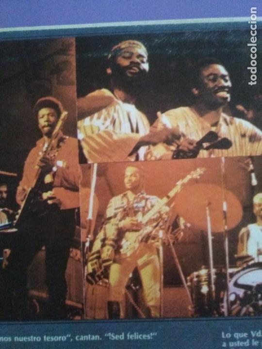 Discos de vinilo: GENIAL LP ORIGINAL FUNK 1972. OSIBISA - WOYAYA. SPAIN - SELLO M C A - S 26114.PORTADA ABIERTA. - Foto 9 - 206486066