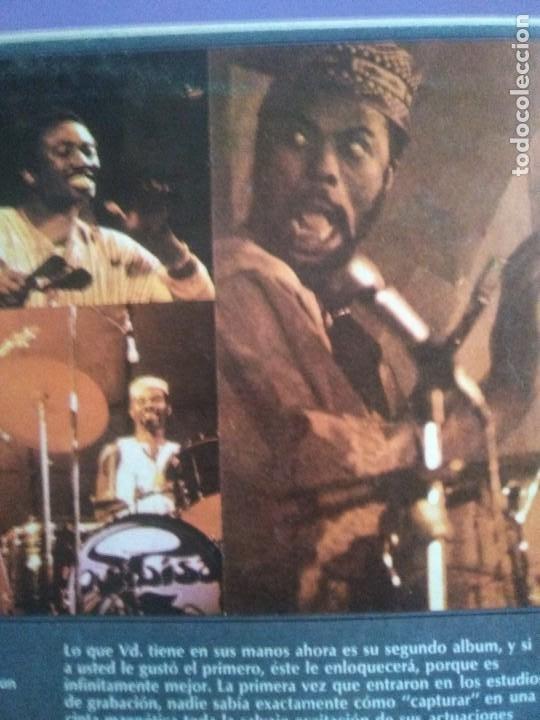 Discos de vinilo: GENIAL LP ORIGINAL FUNK 1972. OSIBISA - WOYAYA. SPAIN - SELLO M C A - S 26114.PORTADA ABIERTA. - Foto 10 - 206486066
